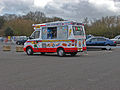 Brooklands Community Park car park, 15 April 2013.jpg