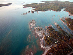 جھیل ہیورون / Lake Huron -