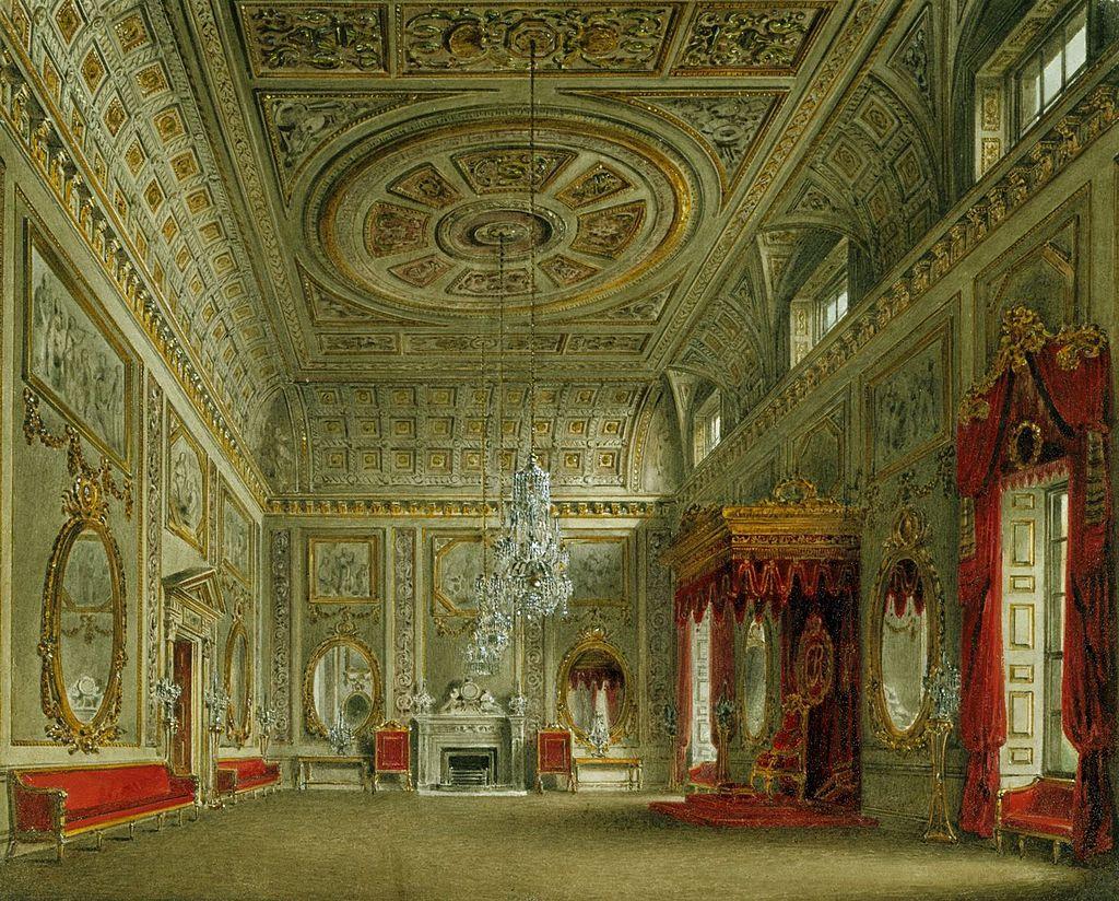 Букингемский дом, Салон, Джеймс Стефанофф, 1818 - королевский колл 922141 257068 ORI 0.jpg