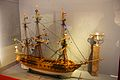 Buckler's Hard Maritime Museum 16 - HMS Euralus model.jpg