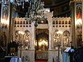 Bucuresti, Romania, Biserica Greaca (Buna Vestire), Pache Protopopescu nr. 1-3; B-II-m-A-19472; (nterior 4).JPG