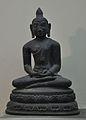 Buddha - Bronze - Circa 13th-15th Century AD - Nagapattinam - Tamil Nadu - Bronze Gallery - Indian Museum - Kolkata 2012-12-21 2396.JPG