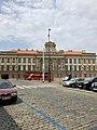 Budova Bývalých Hradcanských Kasaren, Hradčany, Praha, Hlavní Město Praha, Česká Republika (48791009956).jpg