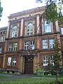 Budynek szkoły, obecnie II Liceum Ogólnokształcące im. Stanisława Staszica 06.JPG