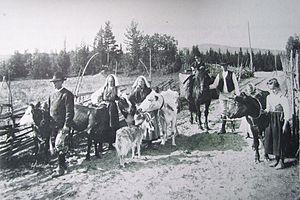 Gagnef - Gagnef in 1911