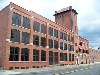 F. M. Howell and Company - Image: Buildings 2 & 3