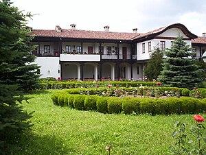Sokolski Monastery - Image: Bulgaria Sokolski manastir 02