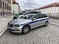 Bundesamt für Güterverkehr — Dienstfahrzeug (VW Passat).jpg