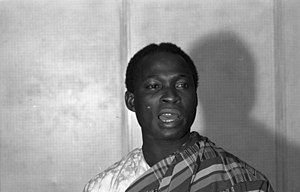 Nkrumah government - Kofi Baako (1956)