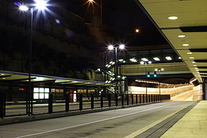 Buranda Bus Station Brisbane.JPG