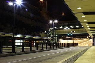 Buranda busway station