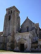 Burgos - Las Huelgas - Iglesia abacial.jpg
