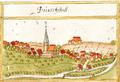 Burgstall an der Murr, Burgstetten, Andreas Kieser.png