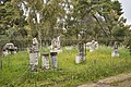 Burial monuments at the Ancient Agora of Athens on March 23, 2021.jpg