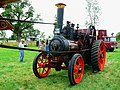Burrell Traction Engine, Cirencester Park, Gloucestershire - geograph.org.uk - 2492171.jpg