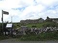 Burren - near Ballyvaughan - Cahermacnaghten Stonefort - panoramio.jpg
