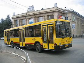 Bus in Izhevsk, Russia.jpg