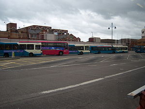 Middlesbrough Bus Station Wikipedia