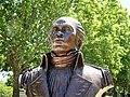 Buste en bronze de Toussaint Louverture, Bordeaux.jpg