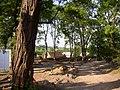 Bustehrad KL CZ chateau garden N part from W 040.jpg