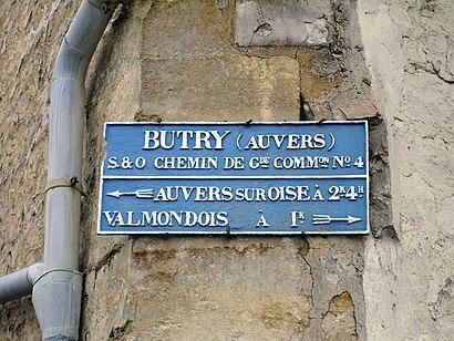 Comment aller à Butry-Sur-Oise en transport en commun - A propos de cet endroit