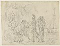 Cézanne, Paul, Aeneas Meeting Dido at Carthage, 1873-76.jpg