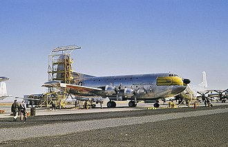1600th Air Transport Group - C-124 Globemaster II about 1955
