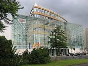 Konrad-Adenauer-Haus, headquarters of the CDU, in Berlin