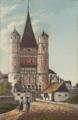 CH-NB - Basel, von Norden, mit Randvignetten - Collection Gugelmann - GS-GUGE-ISENRING-A-3 img01.tif