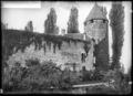CH-NB - La Tour-de-Peilz, Château, vue partielle - Collection Max van Berchem - EAD-7553.tif