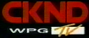CKND-DT - The last logo used by CKND before adopting the Global brand.