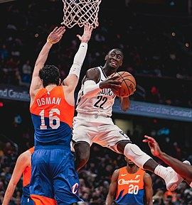 e442f8baf CLeVert 2019.jpg. LeVert with the Nets ...