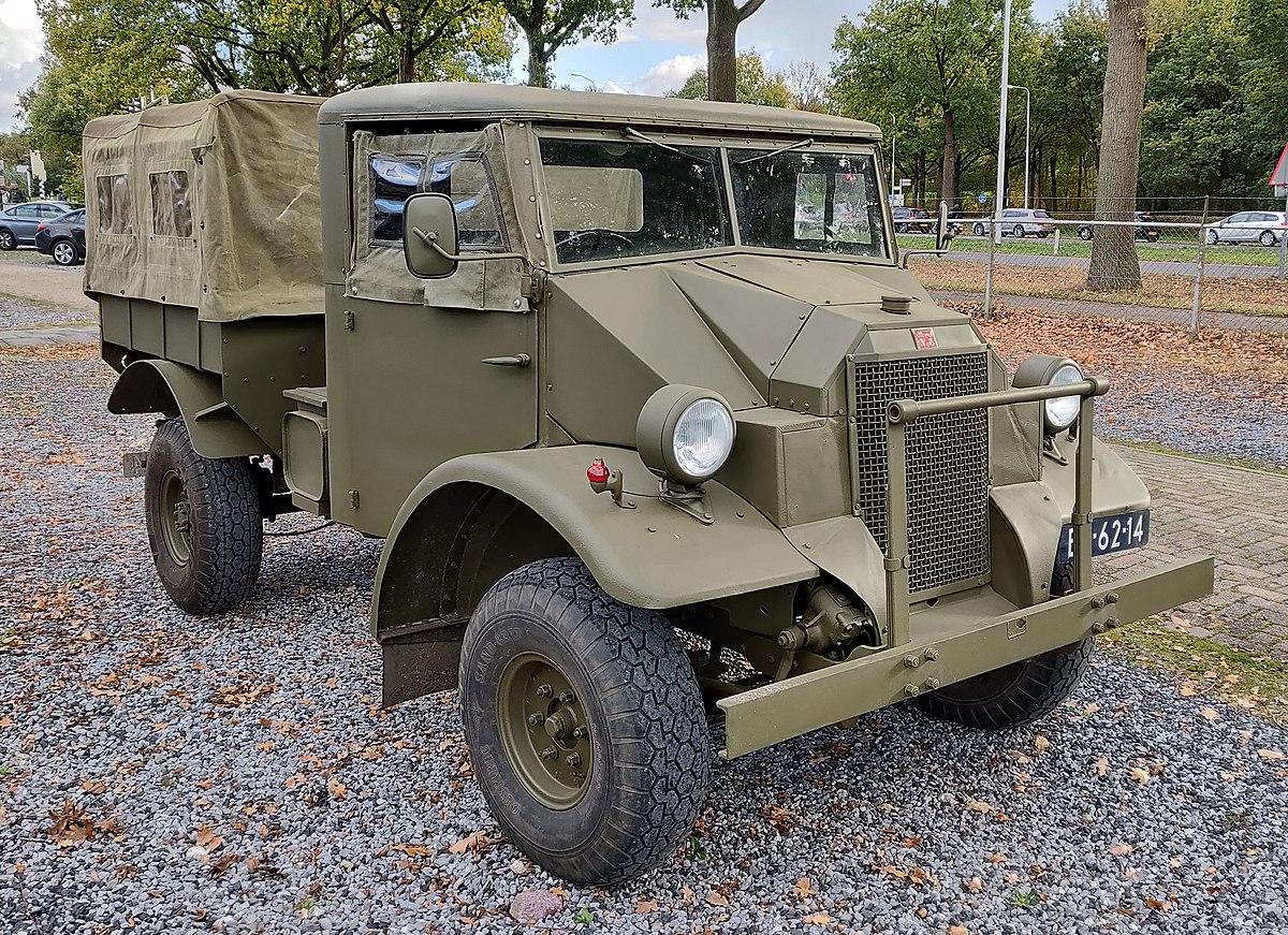 Canadian Military Pattern truck - Wikipedia
