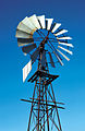 CSIRO ScienceImage 4424 The spinning blades of a windmill pumping water near Balfes Creek QLD.jpg