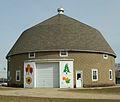 C A Rownd Round Barn Cedar Falls IA pic1.JPG