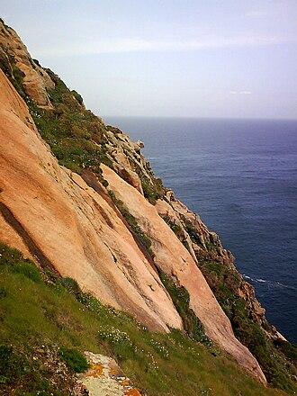 Cape Vilan - Image: Cabo Vilán.Camarinhas