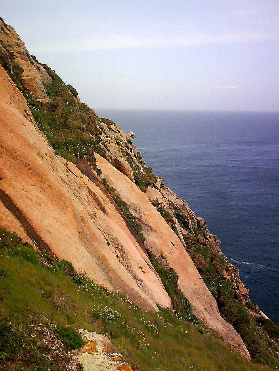 Cabo Vilán.Camarinhas