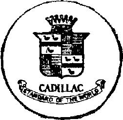 Cadillac 1921-0707 logo