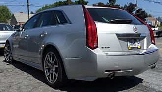 Cadillac CTS-V - Cadillac CTS-V Sportwagon