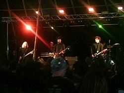 Cæsars, Leeds-Festival 2005.   JPG