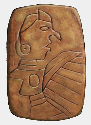 Cahokia Birdman tablet HRoe 2012