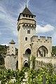 Cahors, Le Pont Valentré PM 30681.jpg