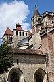 Cahors (46) Cathédrale Saint-Étienne - Extérieur 08.jpg