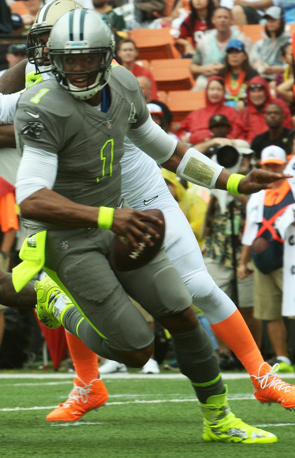 Cam Newton 2014 Pro Bowl