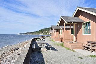 Camano Island CDP in Washington, United States