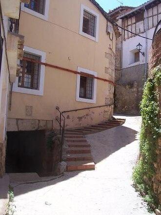 Alhóndiga (building) - Image: Cambra Vieja del Trigo Almudín Ademuz