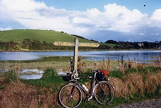 Camel Trail - Image: Camel Trail, Cornwall, Oct 1987 (5454543438)