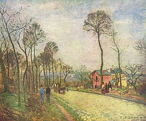 Vejen til Louveciennes
