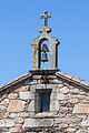 Campanario da capela de San Bartolomeu. Porto de Rianxo. Galiza-2.jpg