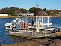Canberra Water Police jetty May 2013.jpg